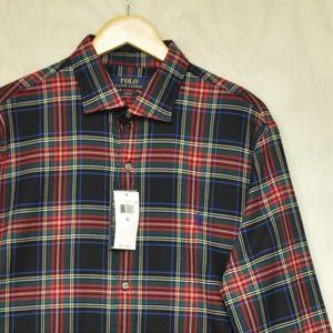 Polo Ralph Lauren Button Down Slim Fit XL NWT